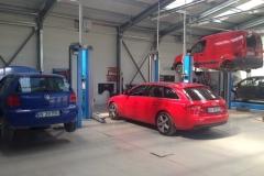 Reparatii Audi Rosenau service auto Rasnov