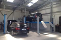 elevatoare Rosenau service auto Rasnov