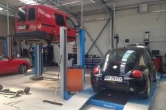 Reparatii wolksvagen Rosenau service auto Rasnov