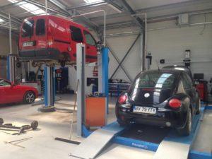 Rosenau service auto Rasnov